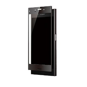 Hybrid 3D Glass Screen Protector for Xperia XZ (ミネラルブラック)