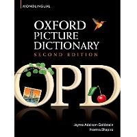 Oxford Picture Dictionary: Monolingual (英語) ペーパーバック   2008/4/28