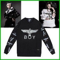 BOY LONDON(ボーイロンドン)BOYLONDON/正規品/セレブ愛用/少女時代bigbang/ G-DRAGON/K-POP/EAGLE LOGO T-SHIRT