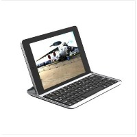 Mobile Portable Wireless Bluetooth Keyboard Stand/Case For Google Nexus 7 Tablet- laptop keyboard