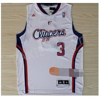 NBA Clippers jersey on the 3rd Paul Griffin 32 11 Crawford Christmas basketball clothes fashion...