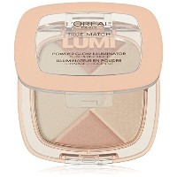 LOreal Paris Cosmetics True Match Lumi Powder Glow Illuminator  Rose  0.31 Ounce