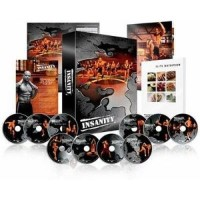 Insanity: The Ultimate Cardio Workout and Fitness DVD Programme. Beachbody