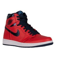 JORDAN RETRO 1 HIGH OGメンズ Light Crimson/Midnight Navy/University Blue/White NIKE ナイキ ジョーダン 23
