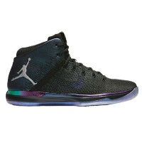 "Nike Air Jordan XXXI 31 ""All-Star"" メンズ Black/Metallic Silver/Black ジョーダン31 NIKE ナイキ バッシュ"