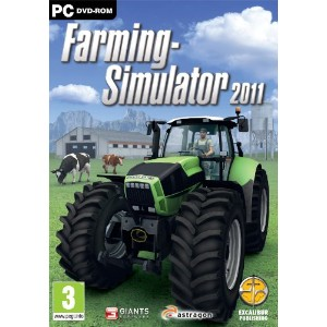 Farming Simulator 2011 (PC) (輸入版)