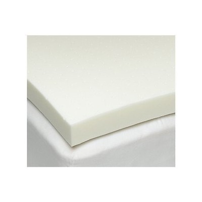 Queen Size 4 Inch iSoCore 3.0 Memory Foam Mattress Pad Bed Topper Overlay Made From 100% Temperature...