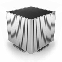 Streacom DB4 Silver Fanless Chassis