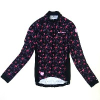 GSG Fiore Lady LS Jersey Black/Pink