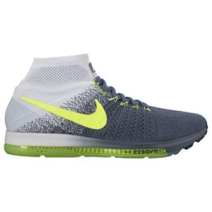 nike nike men 39 s zoom all out flyknit blue fox. Black Bedroom Furniture Sets. Home Design Ideas