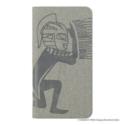 【iPhone7 ケース】ULTRA MONSTERS COLLECTION BY SHINZI KATOH ウォレットケース (ULTRA SEVEN)