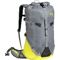 (取寄)ノースフェイス シャドー 40+10 バックパック The North Face Men's Shadow 40+10 Backpack Mid Grey/Sulphur Spring...