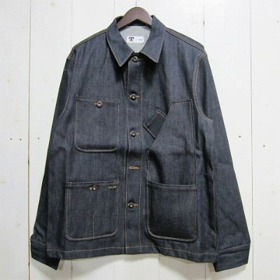 tellason テラソン [coverall jacket][denim][12.5oz]