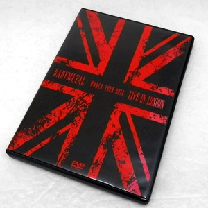 【中古】 BABYMETAL / LIVE IN LONDON -BABYMETAL WORLD TOUR 2014 / アイドル DVD【CD部門】【山城店】