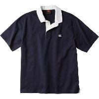 CANTERBURY (カンタベリー) SOLID COLOR RUGBY JERSEY RA37273 29 1702 メンズ 紳士 男性 ウェア ラグビー