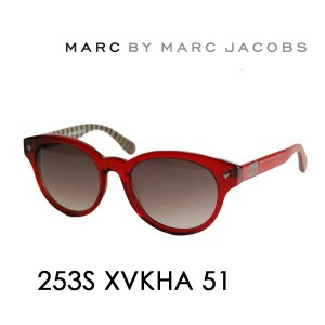 【OUTLET★SALE】アウトレット セール マークバイマークジェイコブス サングラス MMJ-253S HA 51 MARC BY MARCJACOBS