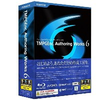 ペガシス TMPGEnc Authoring Works 6 Win