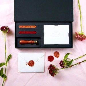 SM TOWN SUM EXO Debut 5th Year Anniversary Official Special Wax Sealing Kit