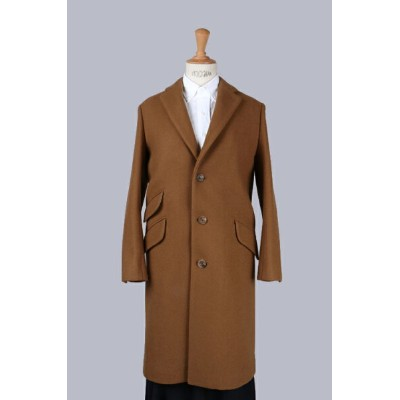 Wool cashmere Chester Field Coat(5215-73502) SCYE BASICS -Women-(サイ・ベーシックス)