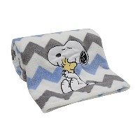 Lambs & Ivy My Little Snoopy Blanket [並行輸入品]