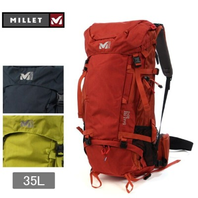 【MAX350円クーポン配布】ミレー MILLET サースフェー バックパック 35L (MILLET MIS2048 7317 7093 3689 SAASFEE 30+5) リュックサック...