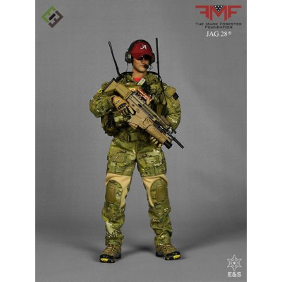【MISSION SPECIFIC EQUIPMENT】MSE Mark Forester CCT Tribute Figure アメリカ軍 戦闘管制員 マーク・フォレスター 1/6フィギュア