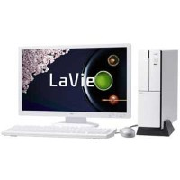 NEC デスクトップパソコン LaVie Desk Tower DT750/AAW(Office home and Business Premium搭載) PC-DT750AAW