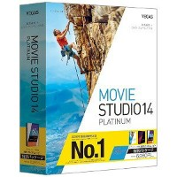 〔Win版〕 VEGAS Movie Studio 14 Platinum(送料無料)