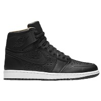(取寄)ジョーダン メンズ AJ 1 ハイ Jordan Men's AJ 1 High Black Black Vachetta Tan