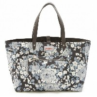 【23%OFF】CATH KIDSTON REVERSIBLE SHOULDER TOTE Charcoal 669962 キャスキッドソン【新品】