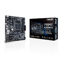 ASUS エイスース マザーボード PRIME A320M-K [AMD AM4 Ryzen A320]
