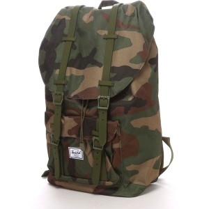 【SALE 20%OFF】ハーシェル HERSCHEL CHAPTER Little America(WOODLAMD CAMO) レディース メンズ