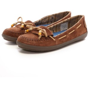 ヴァンズ VANS CHAPTER WMNS ALPACA(BROWN) レディース