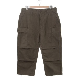 【SALE 60%OFF】アトモス atmos CROPPED CARGO PANT(OLIVE)
