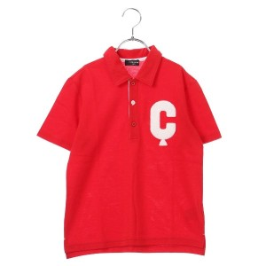 【SALE 70%OFF】コムサイズム COMME CA ISM ポロシャツ (レッド)