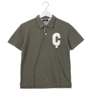 【SALE 50%OFF】コムサイズム COMME CA ISM ポロシャツ (カーキ)