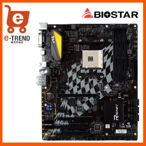 BIOSTAR X370GT5/LED FAN [マザーボード AMD X370/Socket AM4/DDR4/USB 3.1 Type-C/ATX、12cm LED FAN付属]