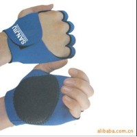 Sports Outdoor Bicycle Rubber Protecting Palms Grips Gloves (Usa)