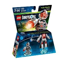 DC Cyborg Fun Pack - LEGO Dimensions by Warner Home Video - Games [並行輸入品]