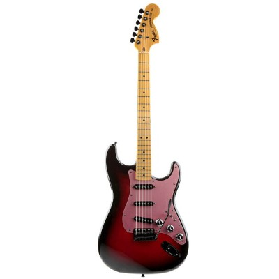 Fender Japan Exclusive Ken Stratocaster Galaxy Red(Fine Tuned by KOEIDO)【送料無料】【フェンダーストラップ、コンパクトギタースタ...
