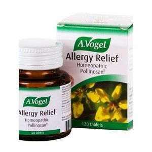海外直送品Bioforce USA Allergy Relief, 120 Tabs (Pack of 3)