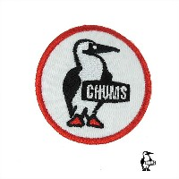 CHUMS(チャムス) Wappen Booby Logo M ワッペンブービーロゴM