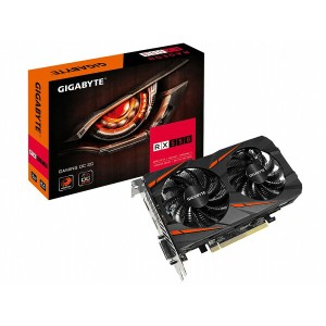 ◆PCI-E【GIGABYTE】GV-RX550GAMING OC-2GD
