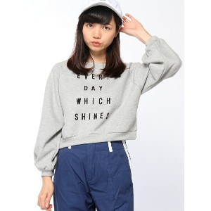 【SALE/65%OFF】who's who Chico ロゴSWT パル グループ アウトレット カットソー【RBA_S】【RBA_E】