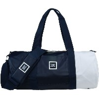 メンズ HERSCHEL SUPPLY CO. SUTTON MID DUFFLE STUDIO 旅行バッグ ダークブルー