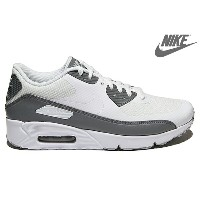NIKE AIR MAX 90 ULTRA 2.0 ESSENTIAL 875695-102 WHITE/WHITE-COOL GREY-WOLF GREYナイキ エア マックス 90 ウルトラ 2...