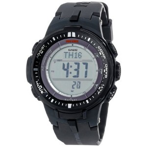 カシオ Casio Men's PRW-3000-1CR Protrek Triple Sensor Multi-Function Watch 男性 メンズ 腕時計 【並行輸入品】