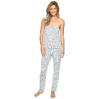 Lucky Brand Crochet Inserts Cami Pajama Set