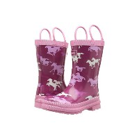 Hatley Kids Fairy Tale Horses Rain Boots ブーツ (Toddler/Little Kid)