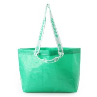 【Bonjour Girl】NYLON SHOPING TOTE